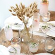 Lagurus Bunny Tails Grass in Natural Taupe From Lisa Angel as a Table Centrepiece