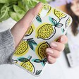 Lisa Angel with CaseryAnti-Scratch Lemon Print Main Squeeze iPhone X/XS Case