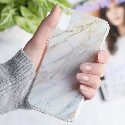 info for 9d479 da99c Casery Shatter Marble iPhone X/XS Case