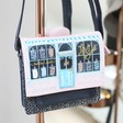 Lisa Angel with Ladies' House of Disaster Boulevard Sweet Shop Mini Bag
