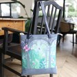 Lisa Angel with Ladies' House of Disaster Boulevard Greenhouse Tote Bag
