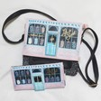 Lisa Angel with Lisa Angel with House of Disaster Boulevard Sweet Shop Wallet and Mini Bag