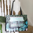 Lisa Angel with House of Disaster Boulevard Florist Bag