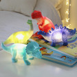 Small House of Disaster Dinosaur LED Night Lights