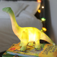 Lisa Angel Kids House of Disaster Diplodocus LED Night Light