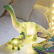 Kids House of Disaster Diplodocus LED Night Lights