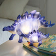 Kids House of Disaster Stegosaurus LED Night Lights
