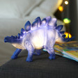 Lisa Angel Kids House of Disaster Stegosaurus LED Night Light