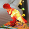 Lisa Angel Kids House of Disaster T-Rex LED Night Light