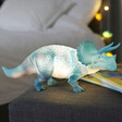 Lisa Angel Kids House of Disaster Triceratops LED Night Light
