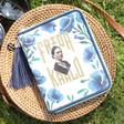 Lisa Angel Ladies' House of Disaster Floral Frida Kahlo Purse
