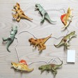 Children's House of Disaster Natural Dinosaur String Lights