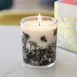 ARTHOUSE Unlimited 'Bee Free' Oats and Honey Scented Candle