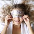 Kikki.K Eye Mask: More Sleep on Model