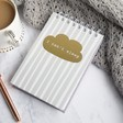 Lisa Angel Ladies' Kikki.K Can't Sleep Notepad: More Sleep