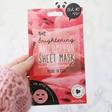 Soothing Moisturising Oh K! Vitamin C Watermelon Sheet Mask