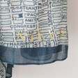 Ladies' Personalised Vintage New York Map Scarf