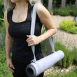 Lisa Angel Unisex Personalised 2 in 1 Yoga Belt and Sling in Grey