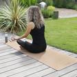 Women's 4mm Premium Cork Yoga Mat
