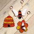 Lisa Angel Painted Stained Glass Charm Suncatchers