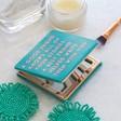 Lisa Angel Ladies' Personalised Turquoise 'Best Friend' Compact Mirror