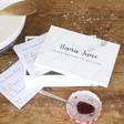 Lisa Angel Printed Personalised Marble 'Nana' Wooden Jewellery Box