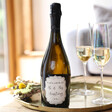 Lisa Angel Personalised 'Worth The Wait' Wedding Prosecco