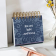 Lisa Angel Illustrated Positive Affirmations Desktop Flip Book
