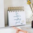 Lisa Angel Positive Affirmations Desktop Flip Book