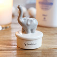 Lisa Angel Elephant Tooth Fairy Box