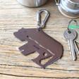 Lisa Angel Men's Bear Multi-Tool Key Ring