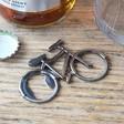 Lisa Angel Men's Dapper Chap 'On Your Bike' Bottle Opener