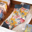 Lisa aNGEL House of Disaster Eden 'Mustard' Socks
