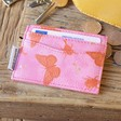Lisa Angel House of Disaster Heritage & Harlequin Butterfly Card Holder