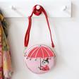 Lisa Angel Girls House of Disaster Moomin 'Little My' Mini Bag