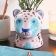 Ladies' House of Disaster Savannah Leopard Pot