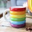 Lisa Angel Unisex Rainbow Mug