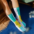Lisa Angel Ladies' Rainbow Socks