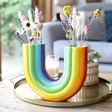 Ladies' Rainbow Vase