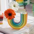 Lisa Angel Rainbow Vase