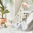 Lisa Angel Ladies' Macrame Bunting Craft Kit