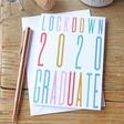 Lisa Angel 'Lockdown 2020 Graduate' Greeting Card