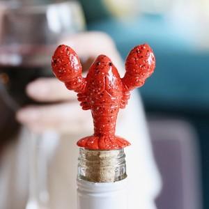 Lobster Cork Bottle Stopper