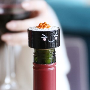 Maki Sushi Cork Bottle Stopper