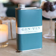 Lisa Angel Personalised 50cl Gin in a Tin