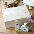 Lisa Angel Ladies' Personalised Wildflower Gin Hamper Box