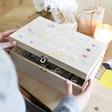 Lisa Angel Ladies' Personalised Wildflower Gin Hamper Box