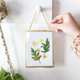 Lisa Angel Dried Flowers Hanging Frame