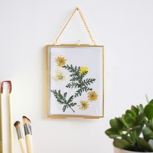 Dried Flowers Hanging Frame