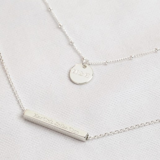 MALAWI COUNTRY MAP NECKLACE PENDANT STERLING SILVER HANDMADE WITH A 18 CHAIN